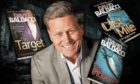 David Baldacci is a headliner for Granite Noir, Aberdeen's crime-writing festival.