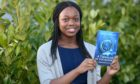 """Favour B-Wilson,14, talks about her experience during the coronavirus pandemic in her book """"A Teenager In Lockdown""""."""