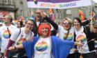 Four Pillars organises the annual Grampian Pride event