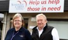 Aberdeen charity Somebody Cares founders Brian and Jenny Taylor