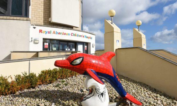 Nurse Lynnda Webster was sanctioned for malpractice at the Royal Aberdeen Children's Hospital.