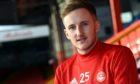 Former Aberdeen midfielder Frank Ross.