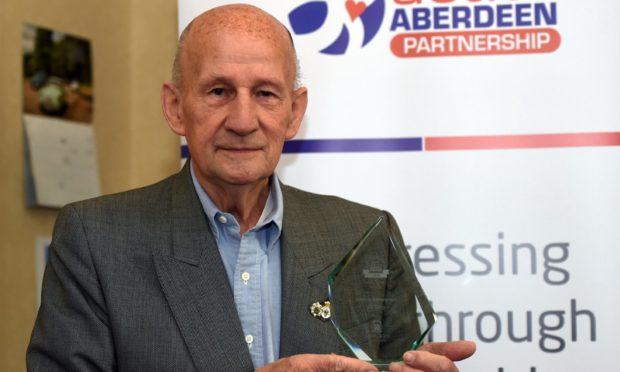 Aberdeen Judo legend Bill Berry has died aged 85