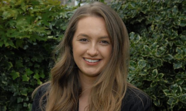 Holly Keir, 27, from Aberdeen, has been named one of the best young scientists in her field for her research into potential Covid treatments.