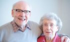 Jack and Mamie Cree from Keith are celebrating their 75th wedding anniversary.