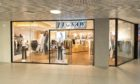 Jigsaw is closing its store in the Bon Accord Centre, Aberdeen