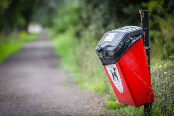 Pick up your dog poo, council pleads