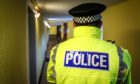 The drugs raid was carried out in Seaton earlier today.