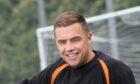 Former Caley Jags goalkeeper Michael Fraser.