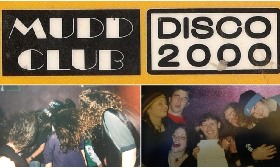 The Mudd Club was THE place to be in Aberdeen on Monday nights.