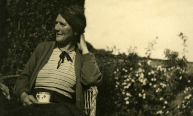 Writer Nan Shepherd was born and died in Aberdeenshire.