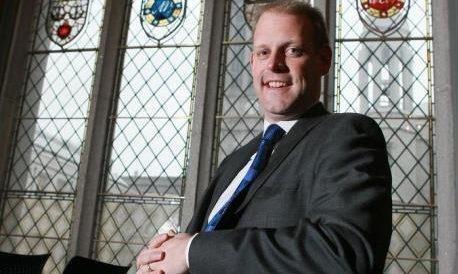 Aberdeen lecturer Neil McLennan