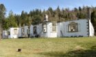 Boleskine House on the shores of Loch Ness