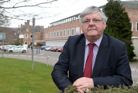 Councillor Graham Mackenzie