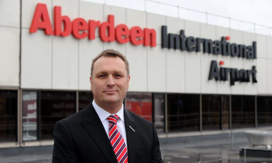 AGS Airports chief executive, Derek Provan, has hit out at the continued travel ban, beyond April as lockdown is eased in Scotland.
