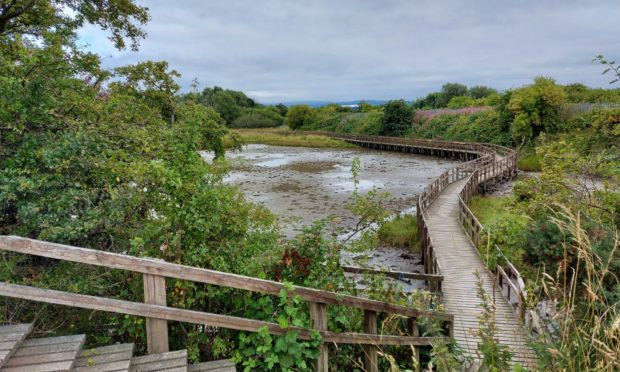 Conservationists are working to expand Merkinch Local Nature Reserve.