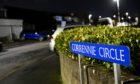 Corrennie Circle in Dyce, Aberden.
