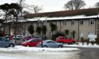 Mowat Court care home in Stonehaven, which has been rated weak for its level of care during the pandemic by the Care Inspectorate.
