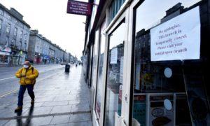 Union Street in Aberdeen.
