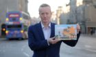 Aberdeen Inspired chief executive Adrian Watson said the Aberdeen Gift Card has generated sales of £150,000.