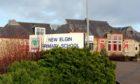 New Elgin Primary School.