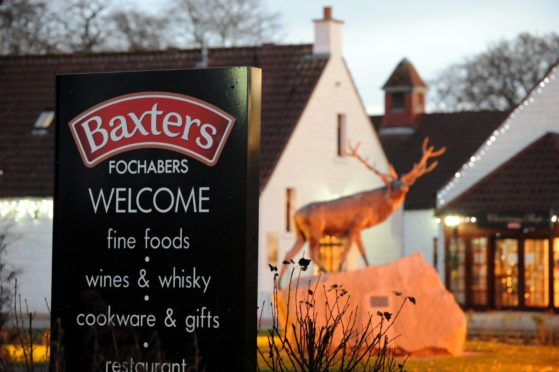 About 30 staff could be affected by the possible closure of the Baxters Highland Village.