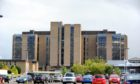 Raigmore Hospital in Inverness.  Picture by Gordon Lennox 29/07/2012.