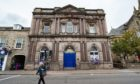 Forres Town Hall.