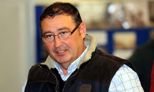 Jimmy Buchan, chief executive of Scottish Seafood Association.