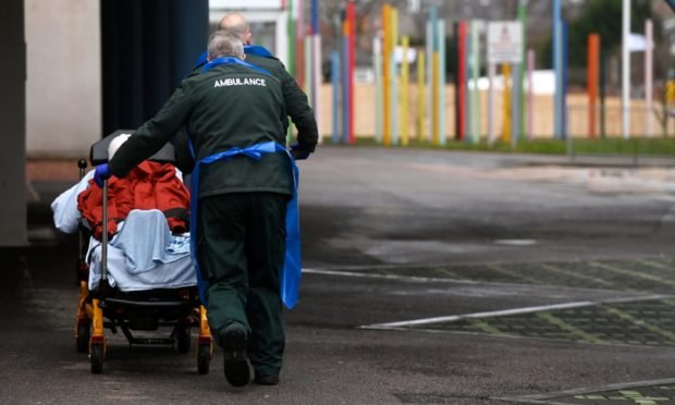 Paramedics have called for greater support with mental health issues including PTSD.