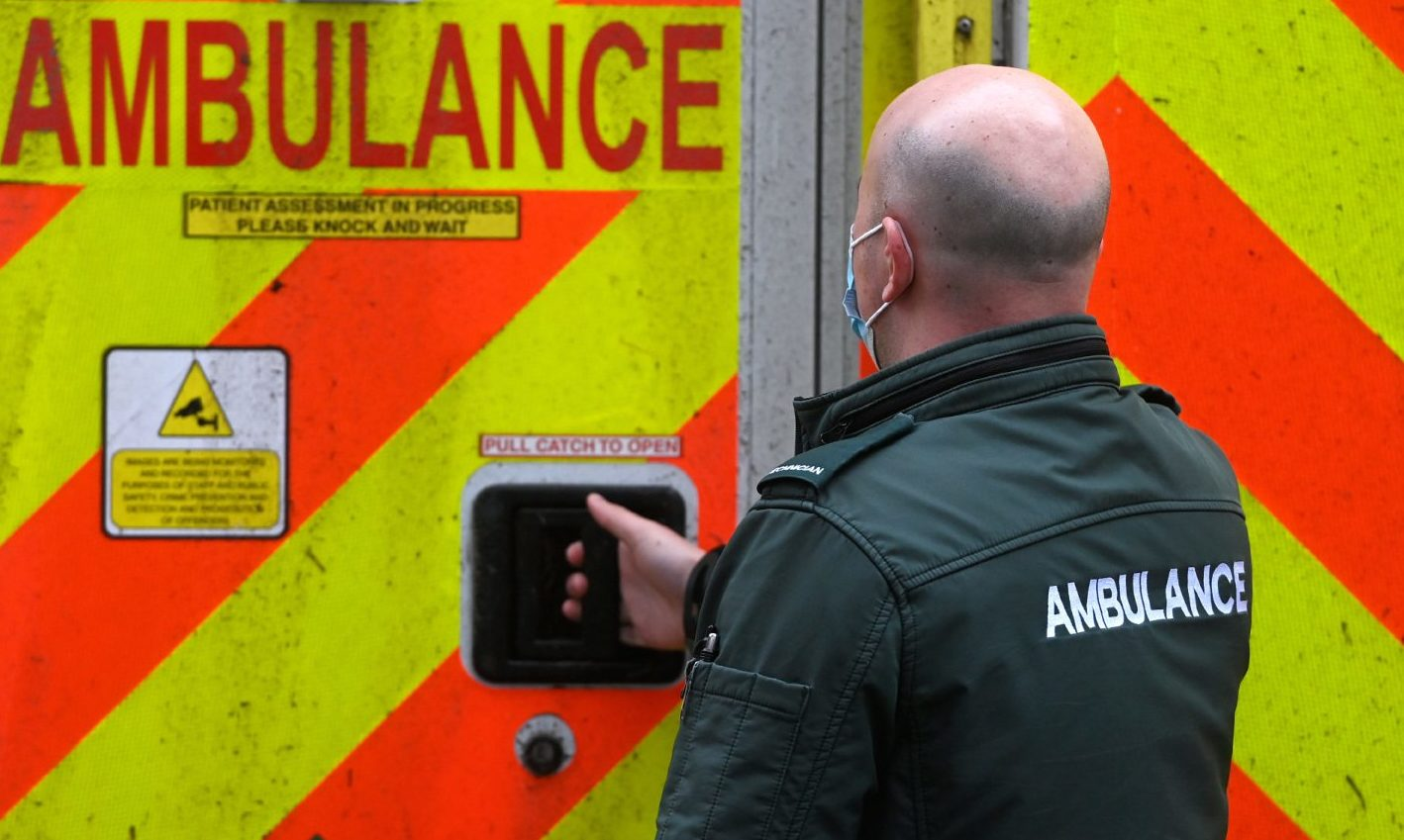 Paramedics and the union Unison have called for greater support for those with mental health difficulties.