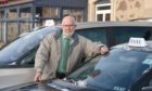 Andrew MacDonald, chairman of Inverness Taxi Alliance says a cabs for jabs scheme would benefit both drivers and vulnerable members of society.