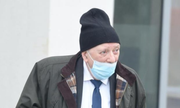 Stuart Blaire was fined and banned for death by careless driving.