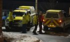 Coastguard crews helped police search for the missing man.
