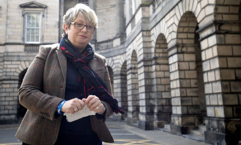 SNP MP Joanna Cherry