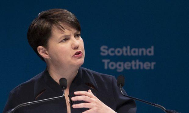 Ruth Davidson Tory