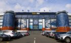 Hampden Park in Glasgow, which is the national football stadium and houses the offices of the SFA.