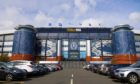 Hampden Park, headquarters of the SFA