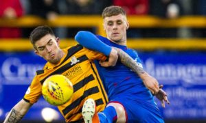 Kevin McHattie hoping injury return can provide timely boost for Caley Thistle