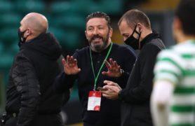 Richard Gordon: Board made the right call but Derek McInnes was a very good Aberdeen boss