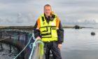 Tavish Scott, chief executive of the SSPO.    Picture supplied by Scottish Salmon Producers Organisation (SSPO).