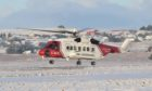 The coastguard has been helping the Covid cause in the Western Isles