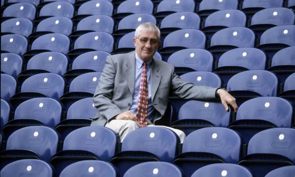 Neil Drysdale has been recalling his meetings with Scottish rugby legend Jim Telfer.