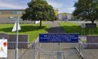 Stornoway primary school. Supplied by Google maps.