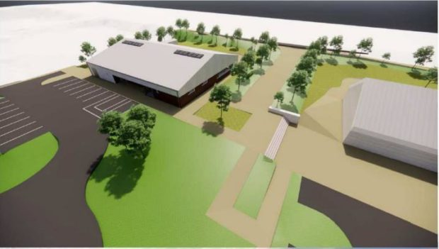 Highland Council have lodged plans for full planning approval for a nursery at Milton of Leys Primary school.