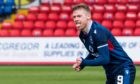 Billy Mckay scored twice for Ross County against Kilmarnock.