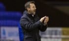 Neil McCann has guided Caley Thistle to five successive victories.