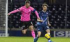 Caley Thistle skipper Sean Welsh against Raith Rovers.