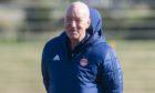 Aberdeen coach Neil Simpson.