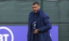 Scotland assistant coach Steven Reid.